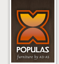 Populas Furniture by AD AS