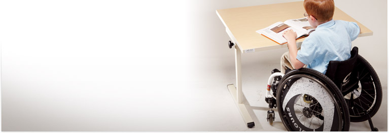 ADJUSTABLE DESKS Header