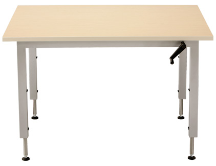 accella adjustable table accella adjustable table   populas  rh   populasfurniture com