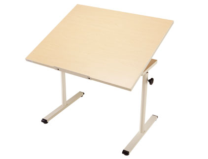 Adjustable Worktable with Tilt