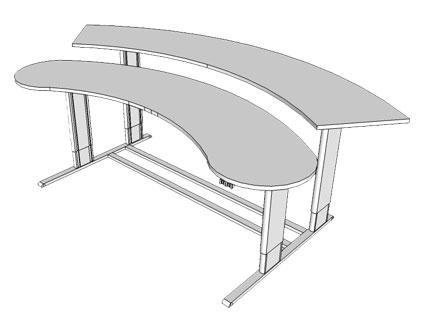Infinity Adjustable Command Center-Orbit™ & Arch™