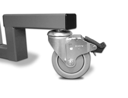 Industrial Bench Casters