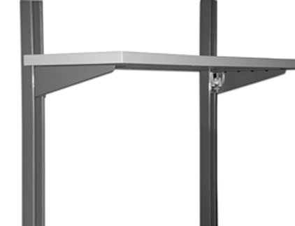 Industrial Bench Adjustable Shelf