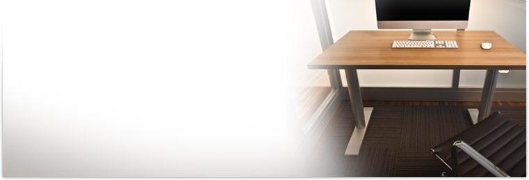 Vox height-adjustable table