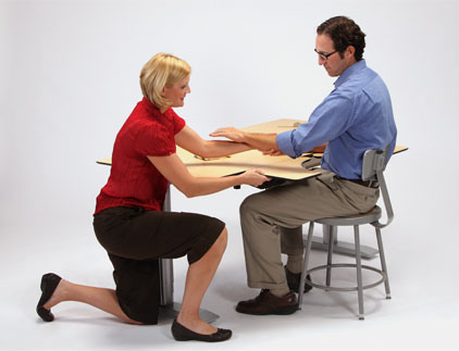 Vox Therapy Table - Patterson Medical Exclusive