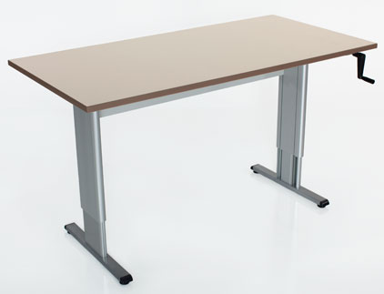 Superieur Accella Adjustable Activity/Computer Table