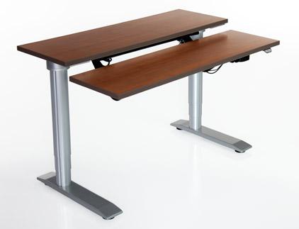 Vox Adjustable Dual Surface Workstation