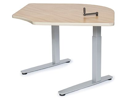 Equity Adjustable Corner Workstation