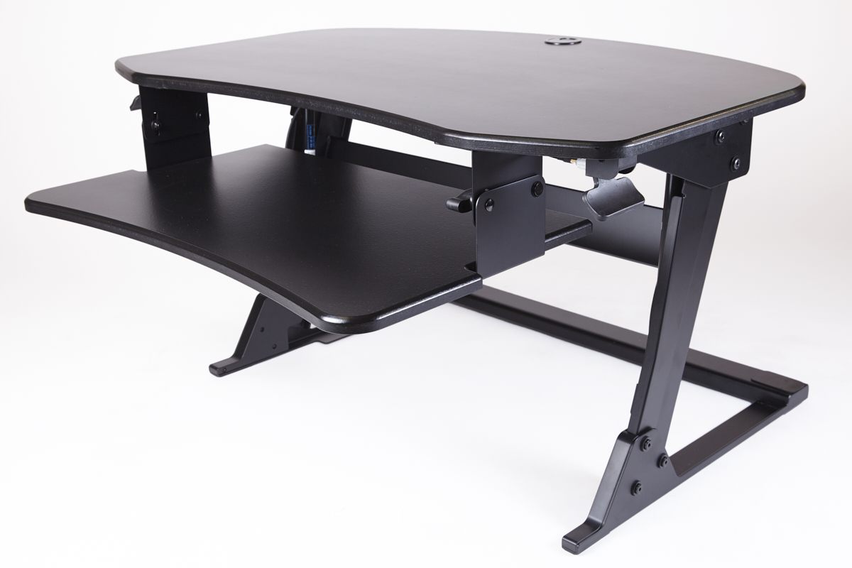 Elevo-3620 Sit-to-Stand Desktop