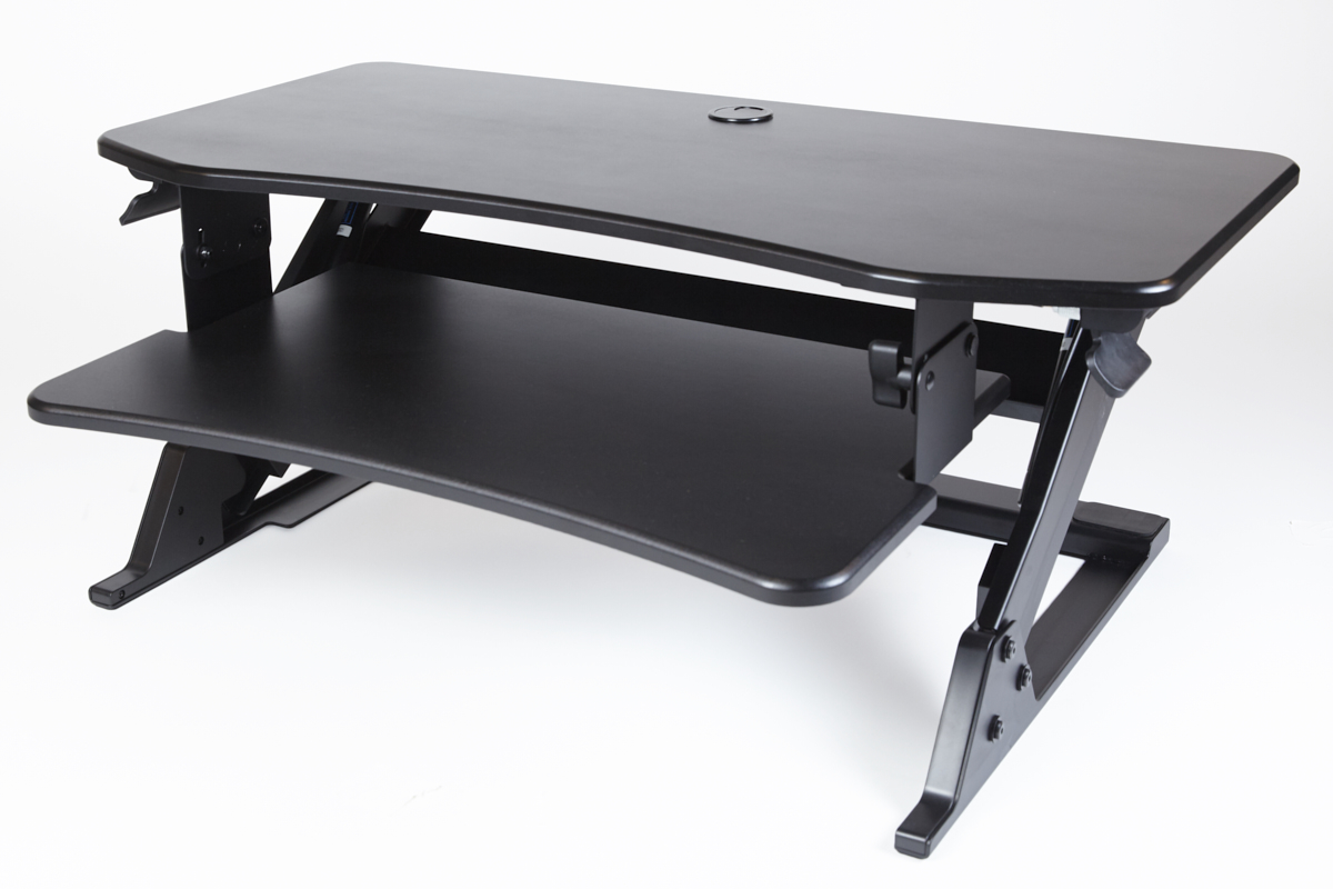 Elevo-3624 Sit-to-Stand Desktop